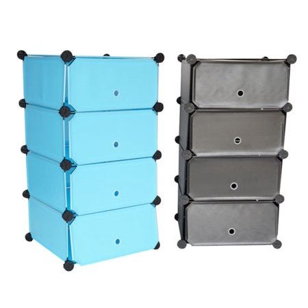 Snap Cubes - 4-Tier With (Snap Cubes)