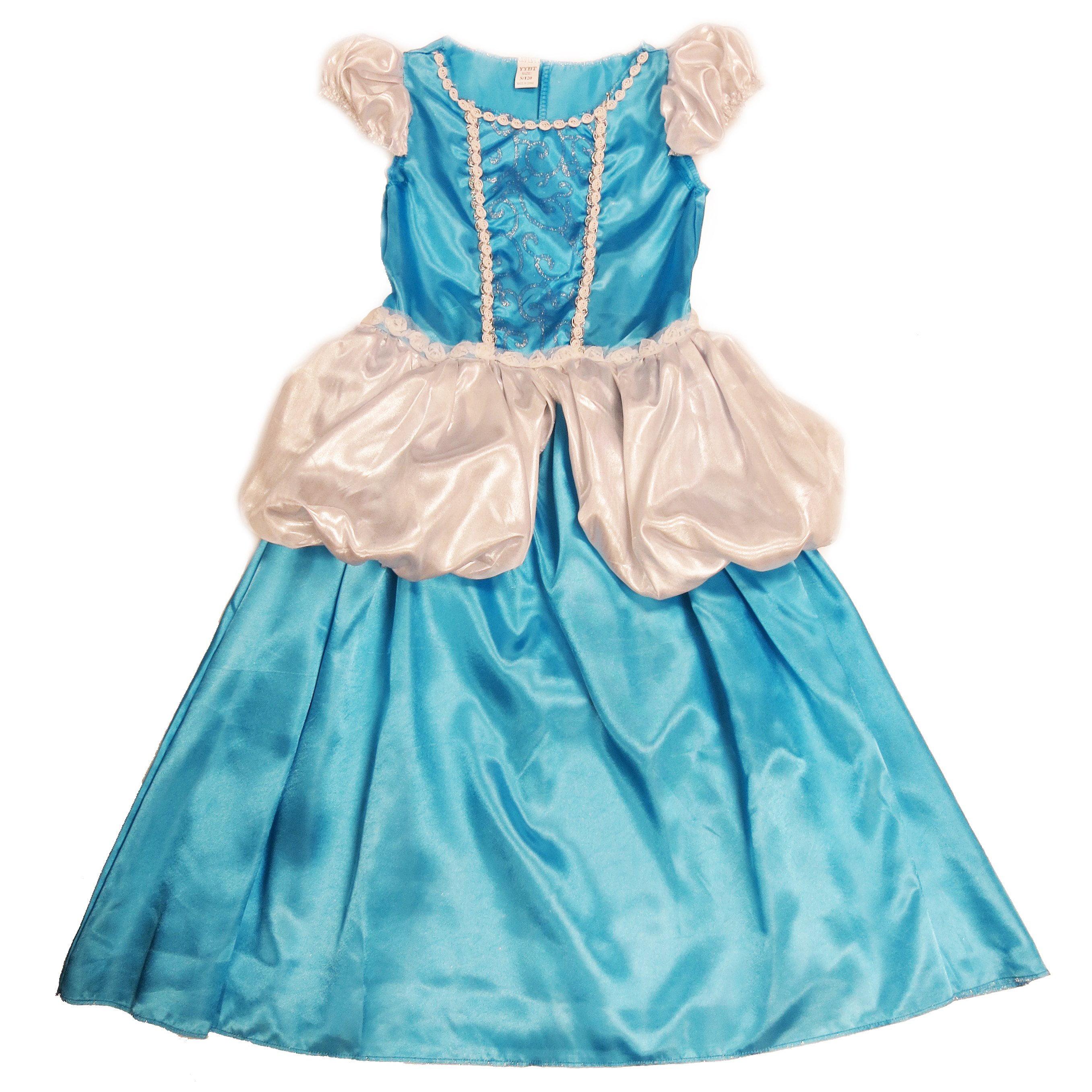 Wenchoice Cinderella DressGirls L(10-12Y,140CM)