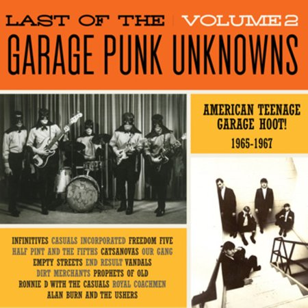Last of the Garage Punk Unknowns 2 (Vinyl)