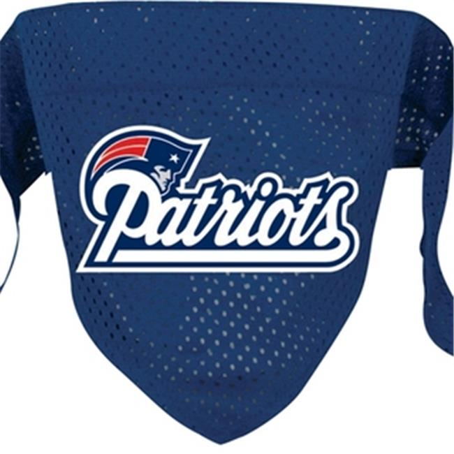 DoggieNation 716298009563 Small New England Patriots Dog Bandana