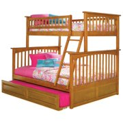 Trundle Bunk Beds With Stairs Walmart Com