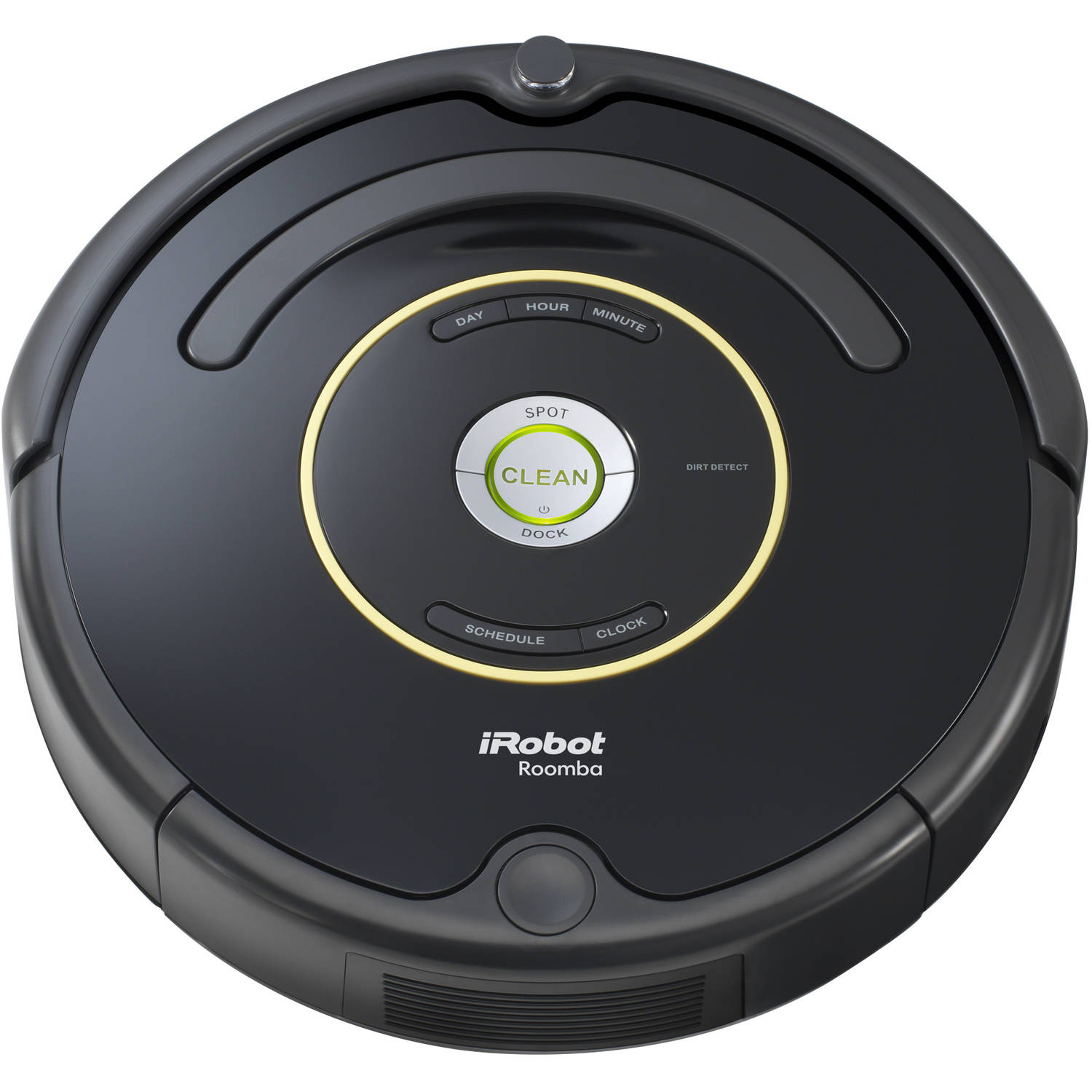 Irobot Roomba 650 Robot Vacuum With Manufacturer S
