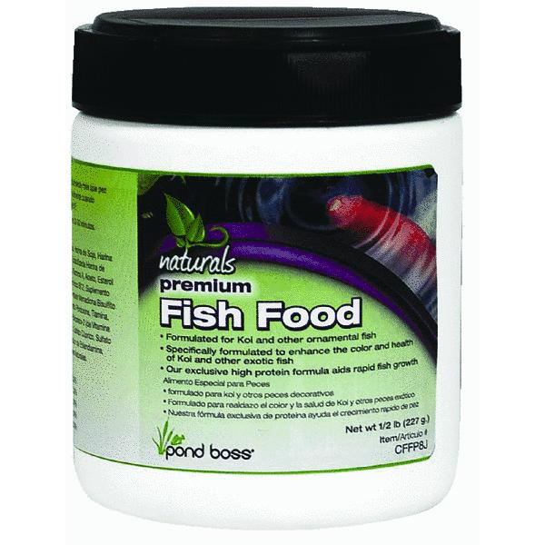 PondMaster Color & Growth Diet Pond Fish Food