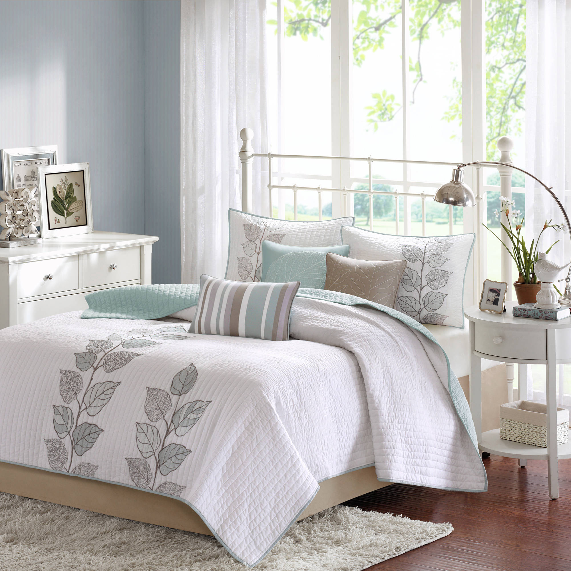 Home Essence Marissa Bedding Coverlet Set