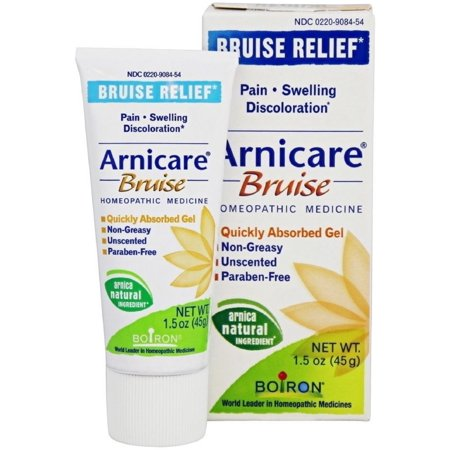 Boiron Arnicare Bruise Relief Gel 1 50 Oz  Pack Of 2