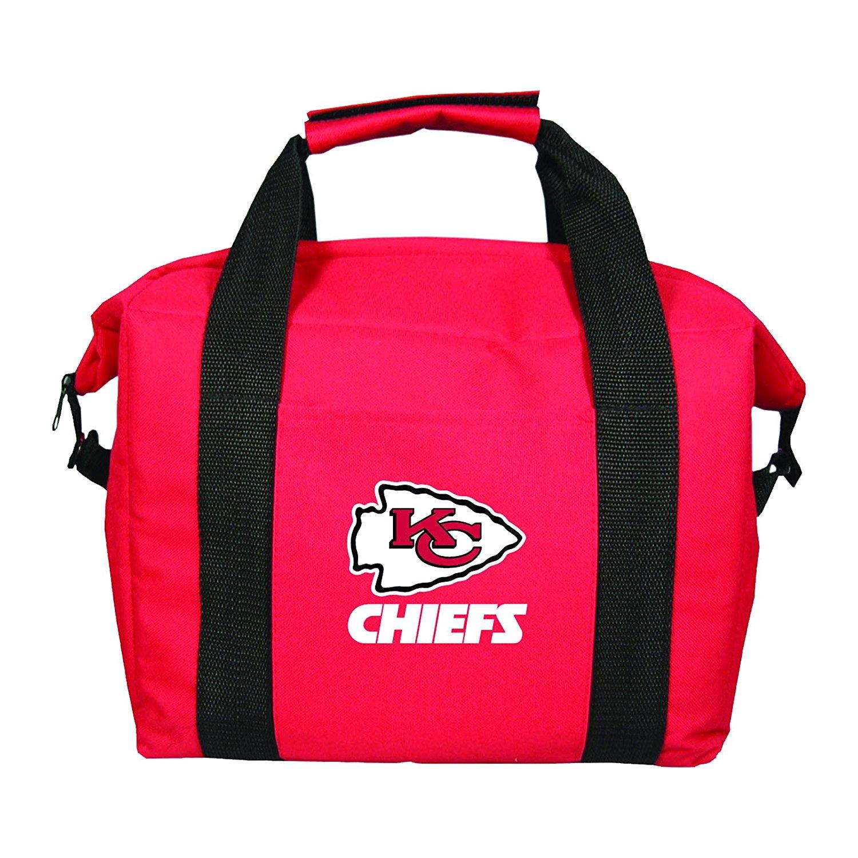 NFL Kansas City Chiefs 12 Can Cooler Bag