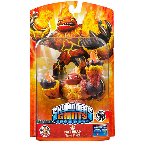 Skylanders Giants: Giants - Hot Head (Universal)