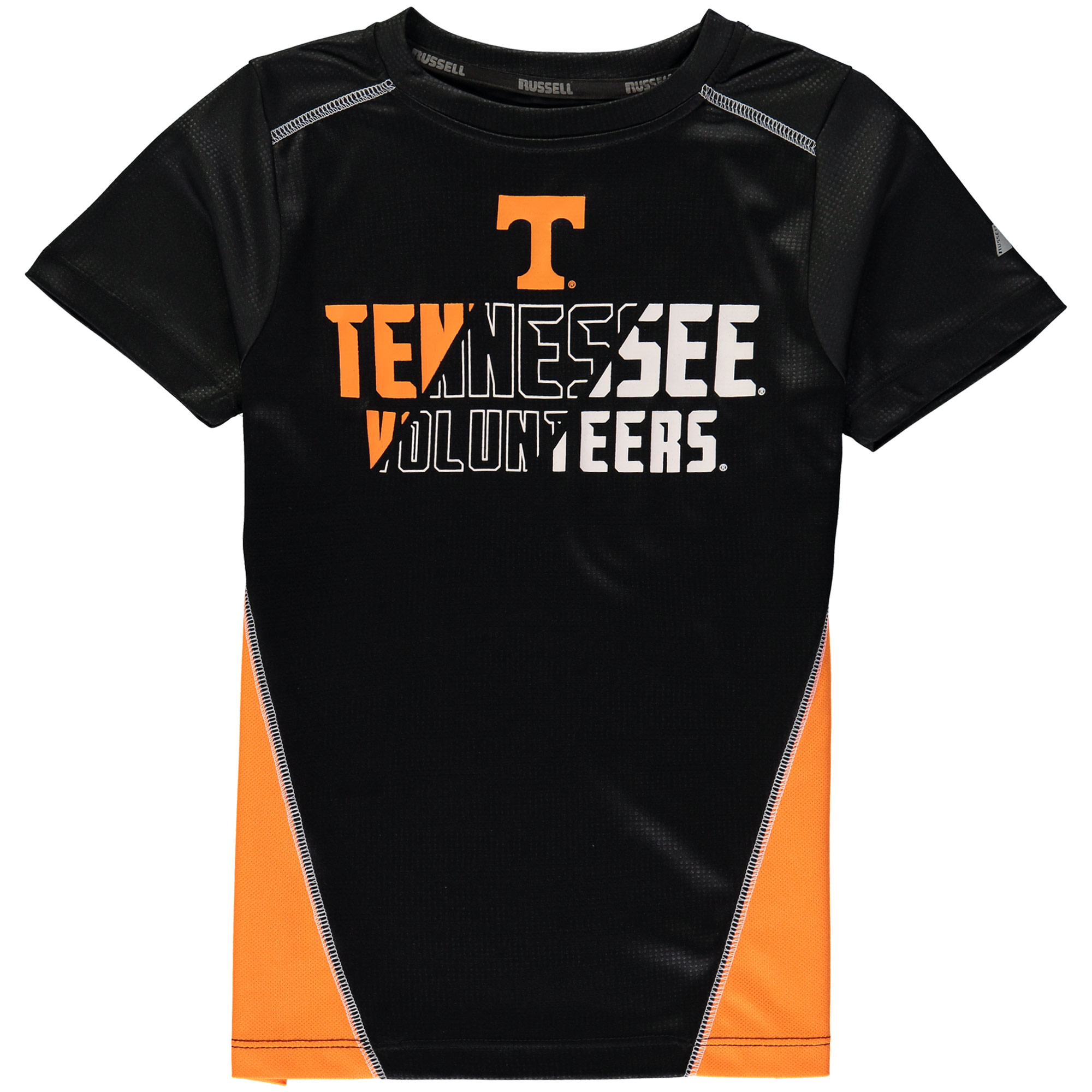 Youth Black Tennessee Volunteers Impact T-Shirt