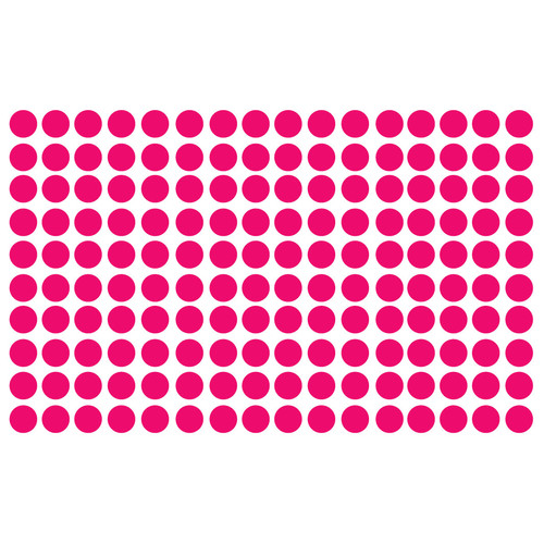 Innovative Stencils Polka Dot Wall Decal (Set of 150)