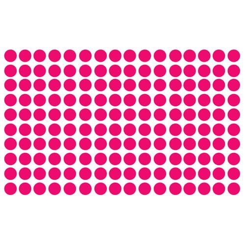 Innovative Stencils Polka Dot Wall Decal (Set of 150)