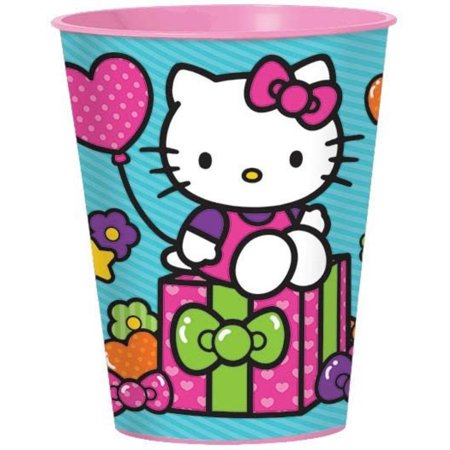 Hello Kitty Cups (DesignWare Party Cup Hello Kitty, 16.0)