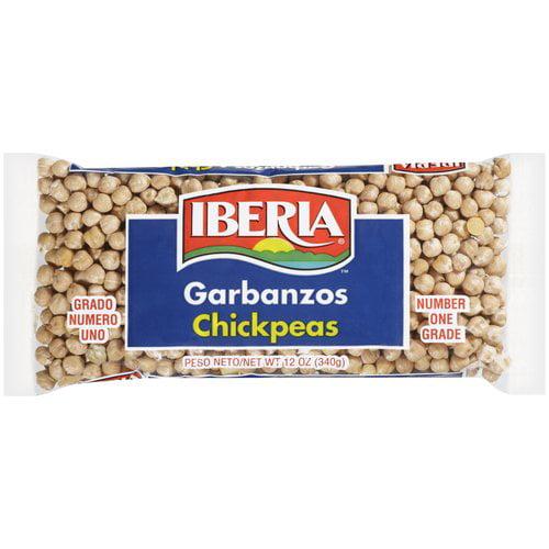 Iberia Chickpeas, 12 oz