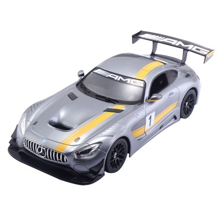 Gymax Mercedes-AMG GT3 Licensed RC Car Electric Radio Remote Control