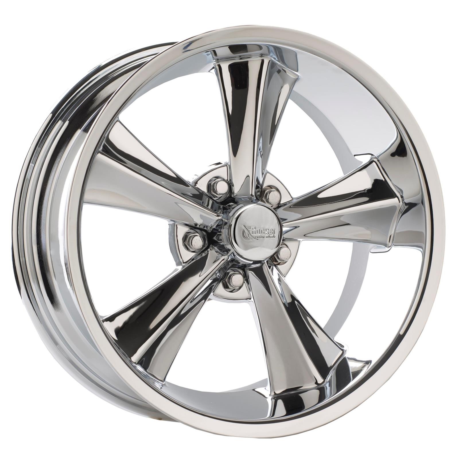 Rocket Racing R14-886147 Booster  18x8 Wheel, 5x4-3/4, 4-3/4 BS