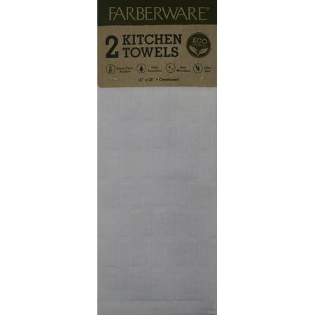 Best Brands Bamboo Kitchen Towel, 2 Count