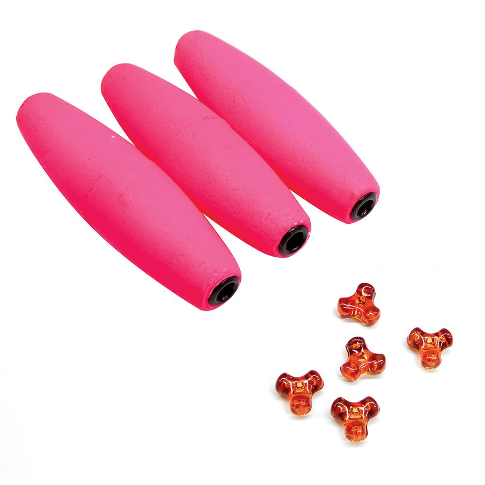 Tigress Small Kite Line Markers - Qty 3