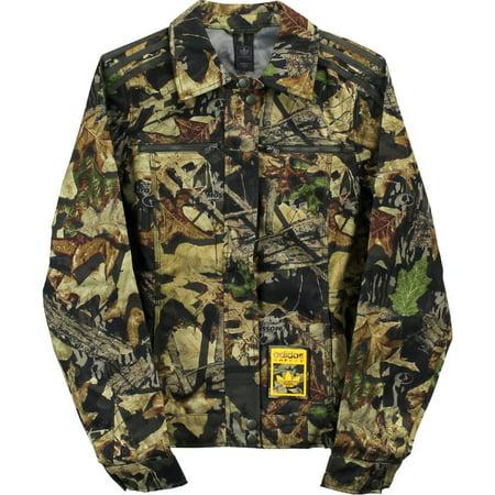 Adidas Womens Montana Camo Athletic Outerwear Jacket -