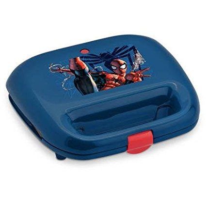 Disney Waffle Maker, Character: Spider-Man By Marvel