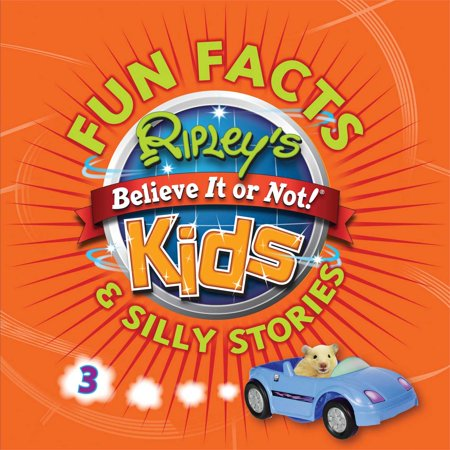 Ripley's Fun Facts & Silly Stories 3](3 Halloween Facts)