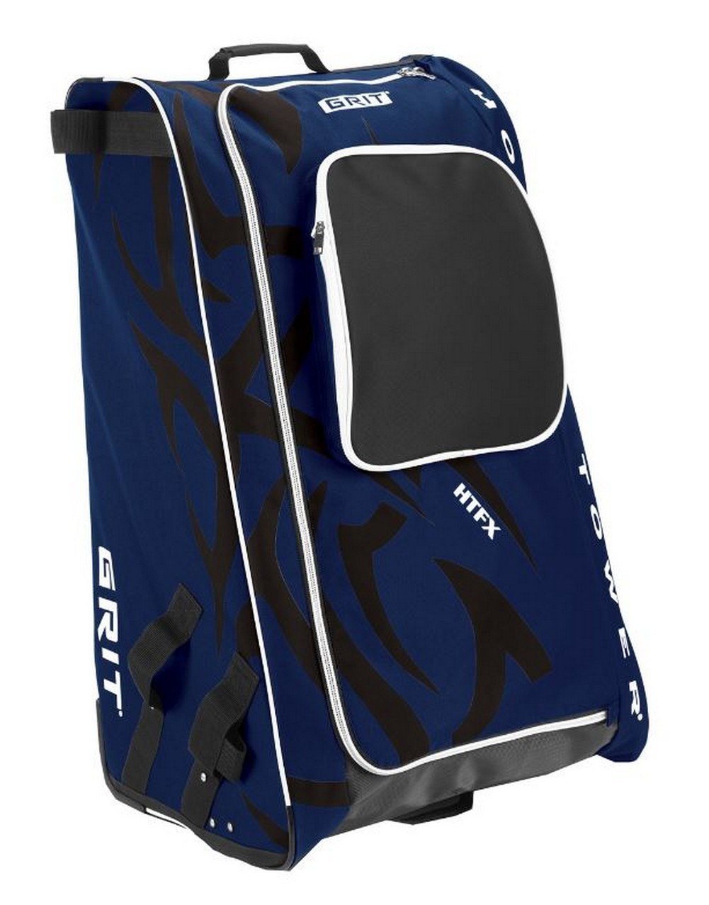 "Grit Inc HTFX Hockey Tower 36"" Wheeled Equipment Bag Navy HTFX036-NY (Navy) by Grit Inc."
