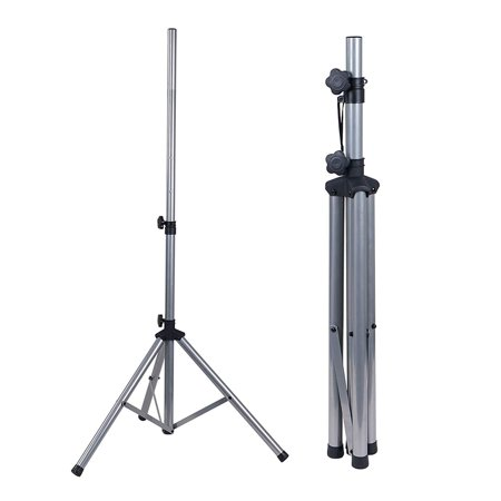 Sound Town Universal Tripod Speaker Stand with Adjustable