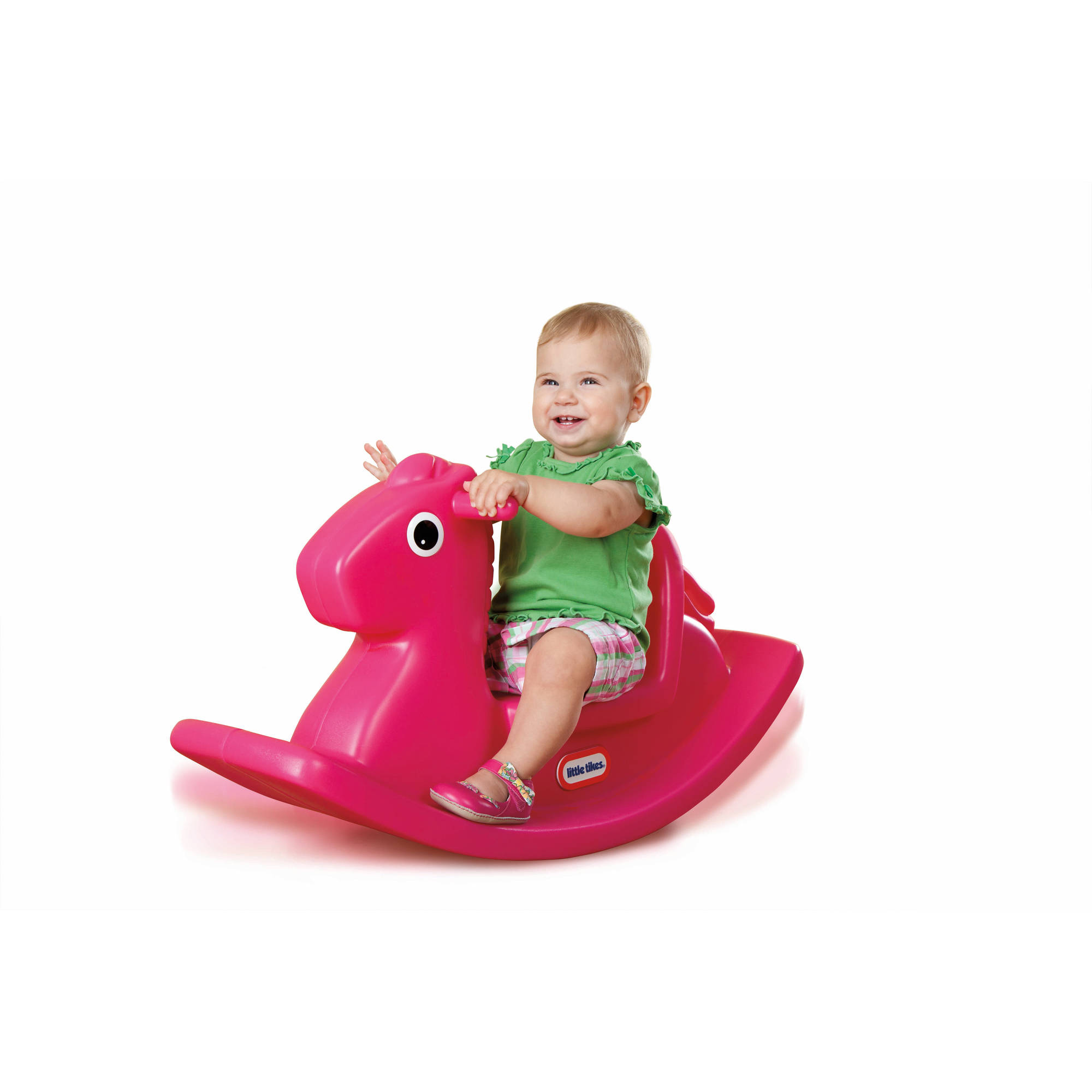 Little Tikes Rocking Horse, Magenta
