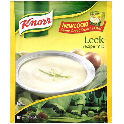 Knorr Leek Recipe Mix, 1.8 oz (Pack of 12)