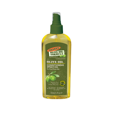 - Palmer's Olive Oil Formula Spray with Virgin Olive Oil, 5.1 Oz