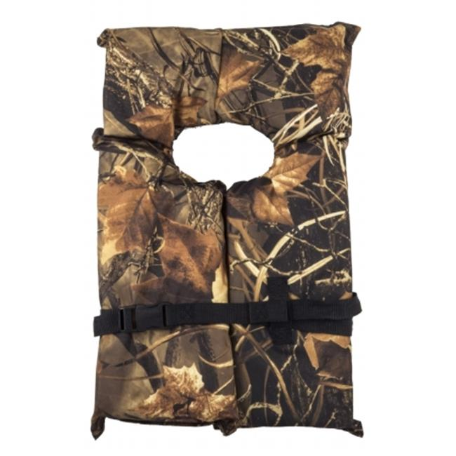 AK1 Life Vest Camo; Oversize Adult by Waterbrands