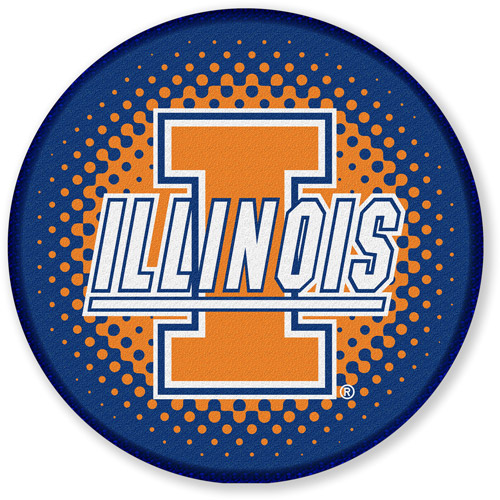 "NCAA Illinois Fighting Illini 24"" Bath Rug"