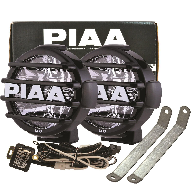PIAA 05332 LP530 LED Driving Lamp Kit Fits 07-16 Wrangler (JK) - Walmart.com
