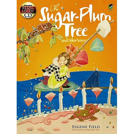 Dover Read and Listen: The Sugar-Plum Tree and Other Verses - Halloween Tree Book Read Online