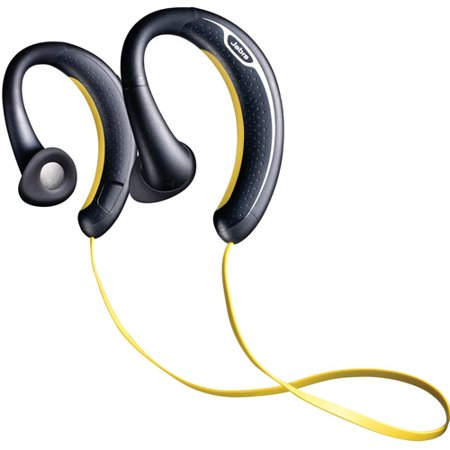 Jabra Sport Wireless Bluetooth Earbuds Black/Yellow *SPORT + Wireless Jabra In Ear Microphone
