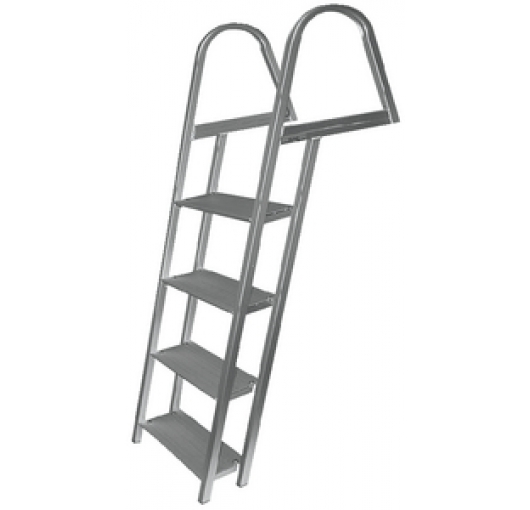 Jif Marine Llc 4-step Dock/pontoon Ladder Ash