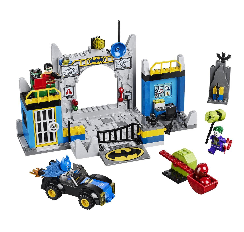 LEGO® Juniors Batman Defend the Batcave 150 Piece Kids Building Play ...