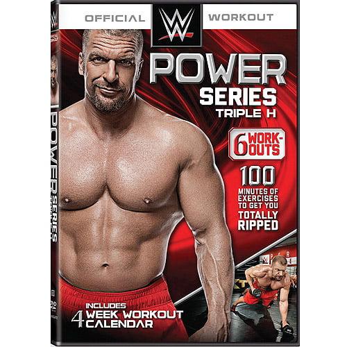 WWE Power Series: Triple H by Lions Gate