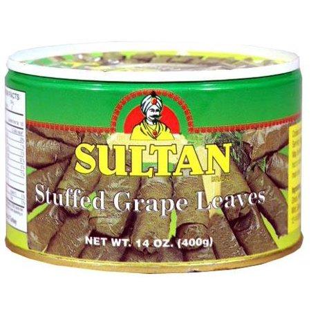 Stuffed Grape Leaves (Sultan) -