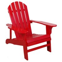 Leigh Country Red Adirondack Chair