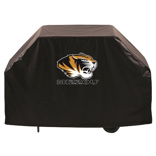 NCAA Grill Cover by Holland Bar Stool, 72'' - Missouri Tigers