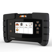 Ancel FX6000 OBD2 Scanner Full System Diagnosis ABS Airbag SRS  Transmission EPB DPF Oil Service TPMS SAS Reset Injector Coding Check Engine Code Reader OBDII Automotive Diagnostic Scan Tool