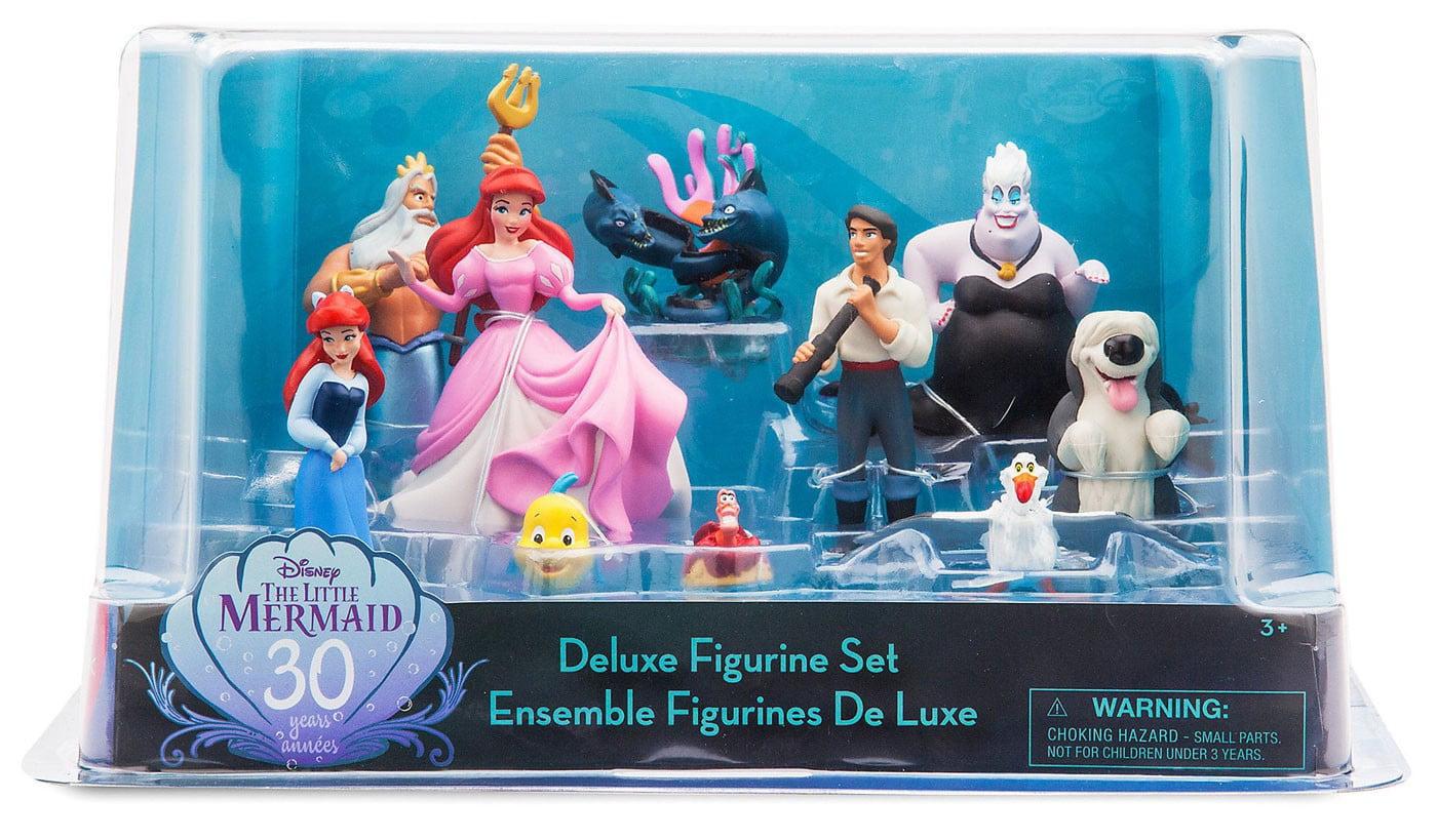 1 piece A style Putitto Cup Figure Disney The Little Mermaid Set
