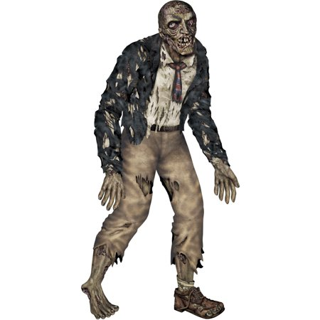 Halloween Spooky Creepy Jointed Zombie Haunted Figurine Prop Decoration 6' (Creepy Halloween Decoration Ideas Diy)