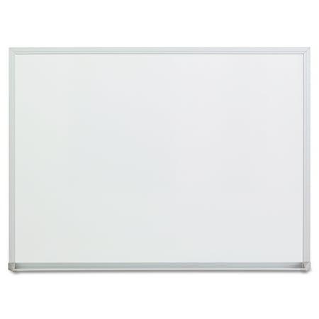 Universal Dry-Erase Board, Melamine, 24 x 18, Satin-Finished Aluminum Frame -UNV43622](Dry Erase Sleeves)