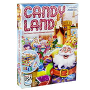 Hasbro Candy Land Game, for 2 to 4 Players, Ages 3 and Up