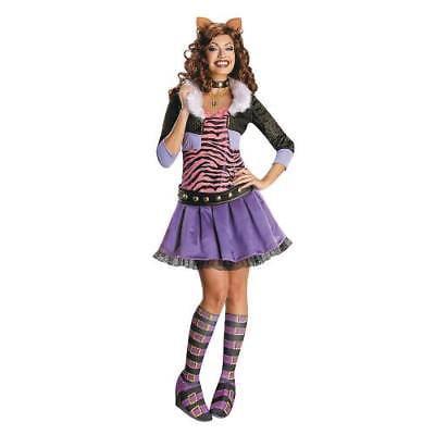 IN-13637563 Monster High? Clawdeen Wolf Halloween Costume for Women - Halloween Costumes Monster High Clawdeen