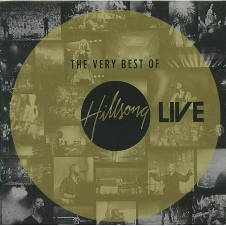 The Very Best of Hillsong Live (Audiobook) (CD)
