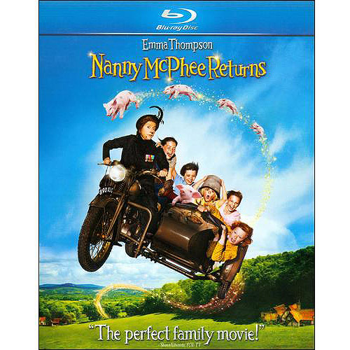 Nanny McPhee Returns (Blu-ray)  (Widescreen)