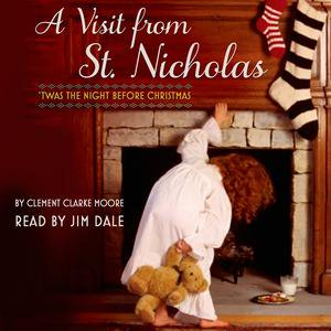 A Visit from St. Nicholas - Audiobook