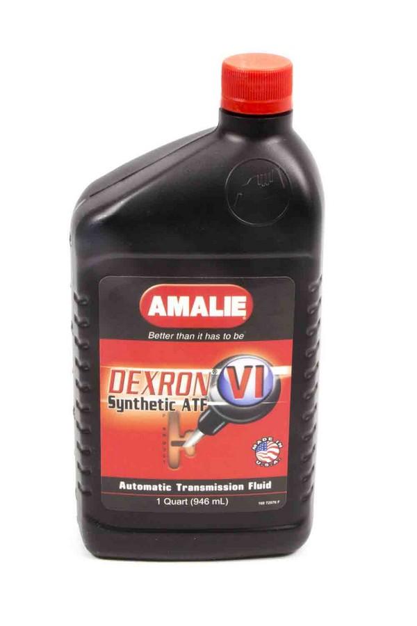 Amalie Dexron VI ATF Transmission Fluid 1 qt P N 72876-56 by Amalie