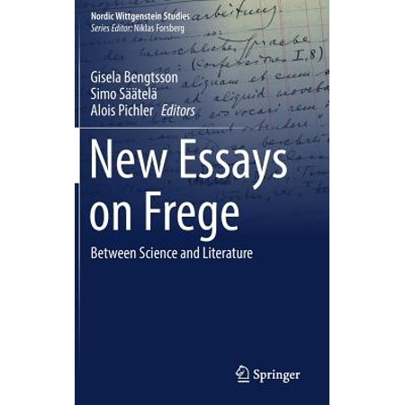new essays on frege  between science and literature